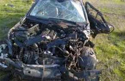 ACRI: Auto finisce  in una scarpata. Muore un giovane di 35 anni