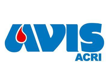 AVIS ACRI: Mercoledi 22 Febbraio donazione del sangue