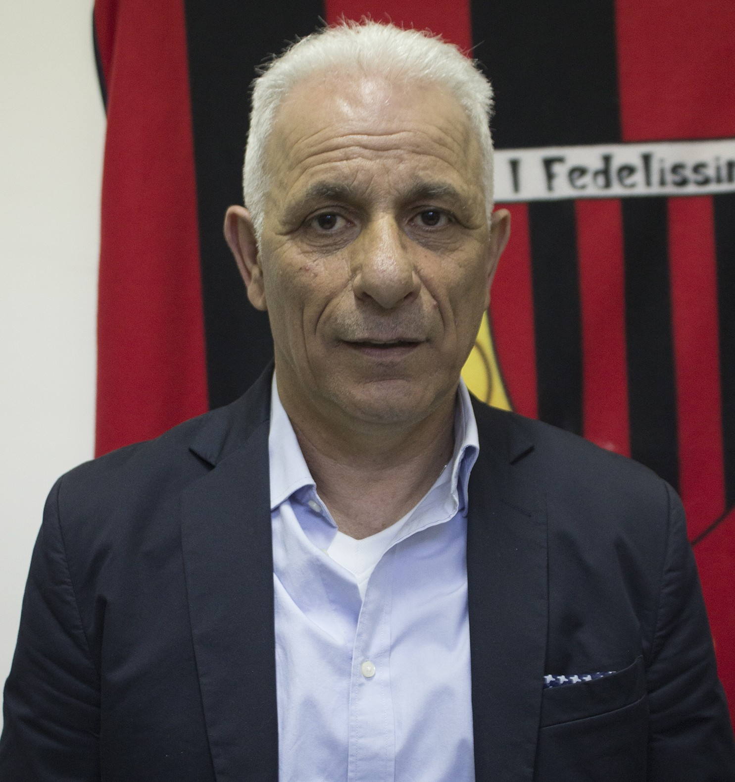Mister Franco Giugno firma