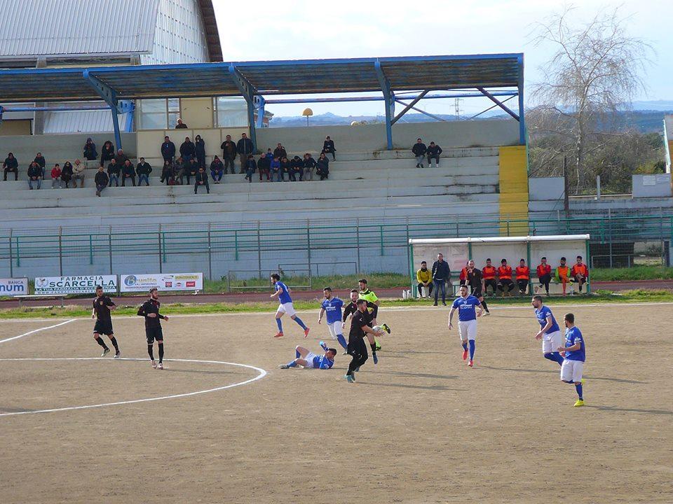 CALCIO: Derby cosentino al Corigliano. Acri battuto 3 a 0