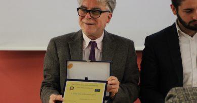 Poesia e buona scuola con il poeta Curto all'IPSIA-ITI