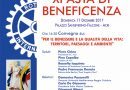 Domenica 17 asta benefica del Rotary Club di Acri