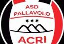 ACRI: L'ASD Pallavolo Acri incontra i ragazzi delle scuole