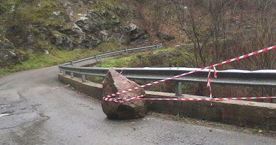 DAL COMUNE: Ordinanza di chiusura strada Acri – Serricella