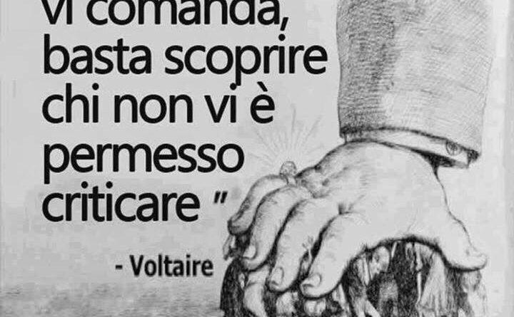 Povero Voltaire !