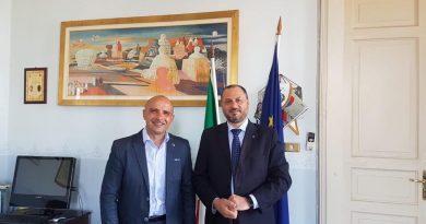 Acri, calamità ed incendi estivi: il sindaco Capalbo incontra Ferri (UIL)