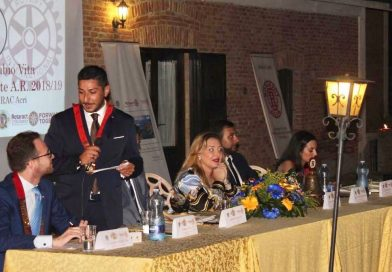 Fabio Vita nuovo presidente Rotaract Club Acri
