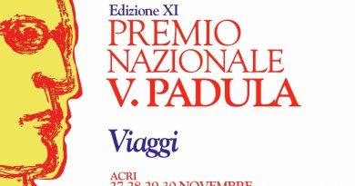 Acri-Premio Padula, i vincitori