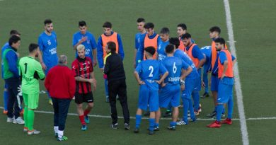 CALCIO: L'Acri fa un passo indietro. A Paola perde 2-0