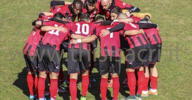 CALCIO: I calciatori dell'Acri interrompono gli allenamenti