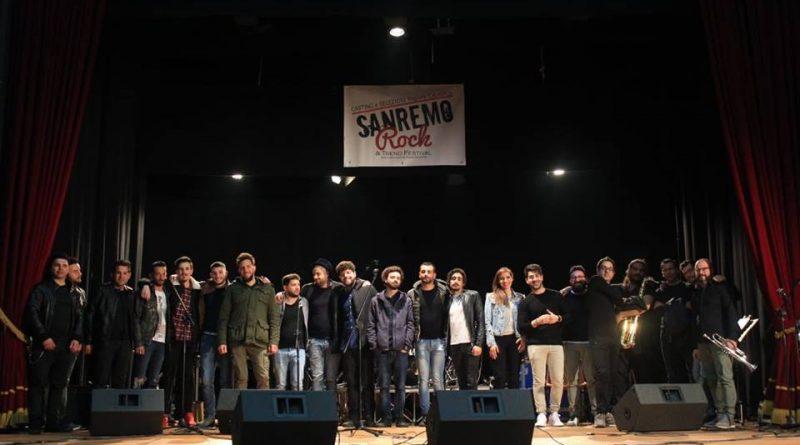 """I """"Moti Rivoluzionari"""" alla finale nazionale di Sanremo Rock"""