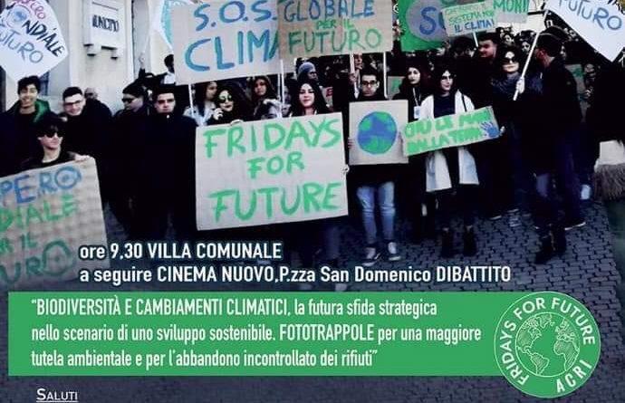 Venerdì 24 il secondo sciopero globale per il futuro